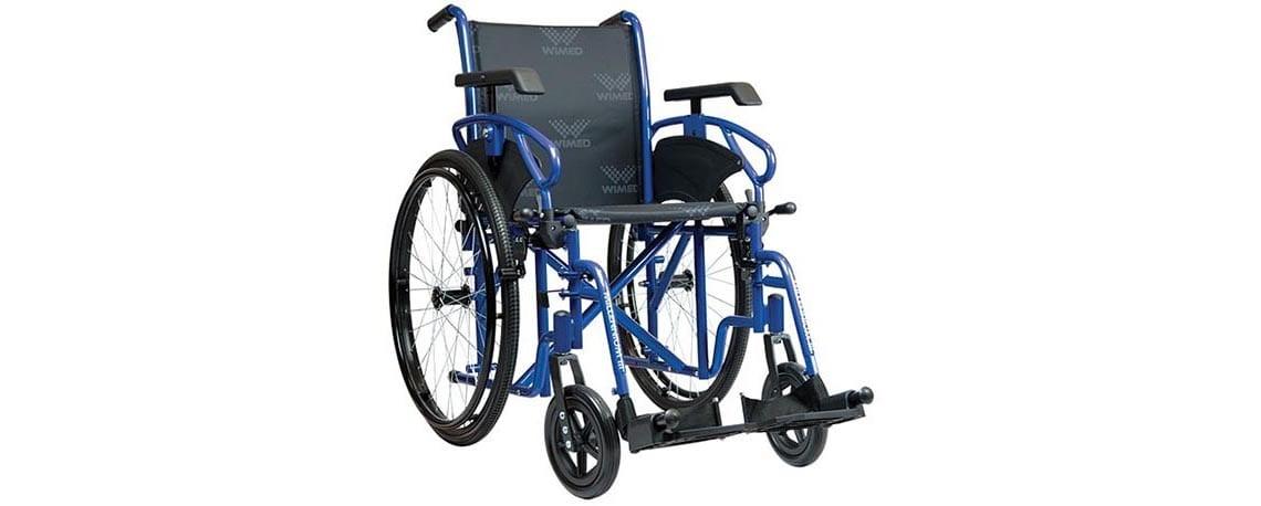 Noleggio Carrozzine per anziani e disabili Porta Genova Milano